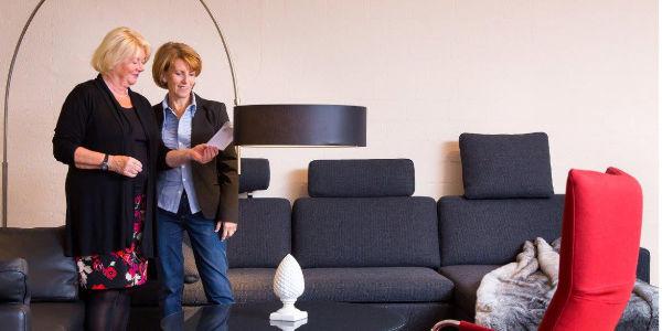MÖBELVERKAUF Entscheiden Sie sich für den individuellen Möbelverkauf mit Niveau – Löffelsend Polsterwerkstätten in Buchholz bei Hamburg.