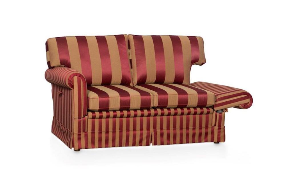 Sofa Lö Florenz mit abklappbaren Armlehnen