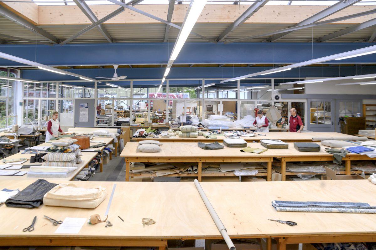 Werkstatt Polsterei Löffelsend - Buchholz bei Hamburg - 11